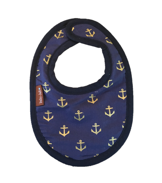 Baby Jar Anchors Bib