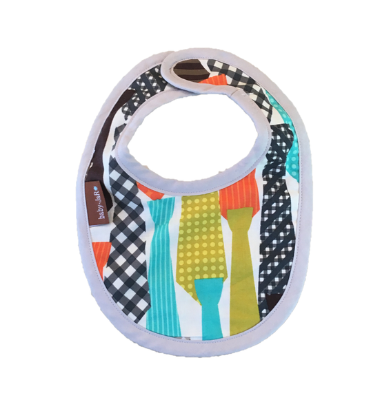 Baby Jar Ties Bib