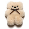 Elks and Angels Buttermilk Mini Cuddle Bear