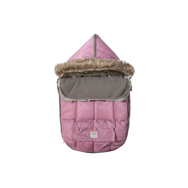 7 AM Medium Pink Le Sac Igloo