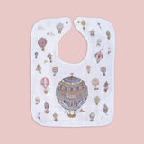Atelier Hot Air Balloon Large Bib