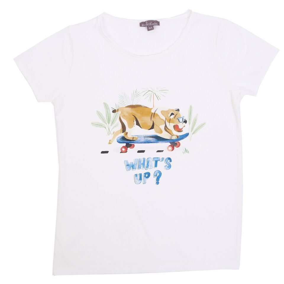 Emile et Ida Whats Up Tee