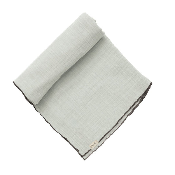 Petit Pehr Solid Grey Swaddle
