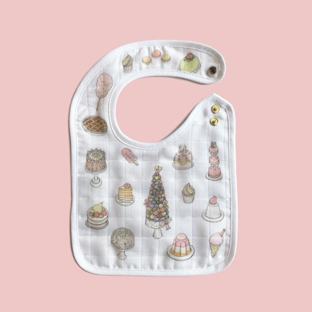 Atelier Sweetie Pie Small Bib