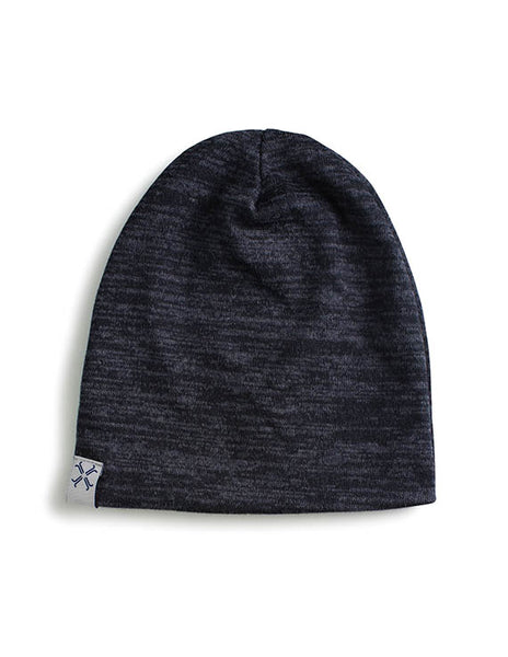 Jacqueline and Jac Black Knit Beanie
