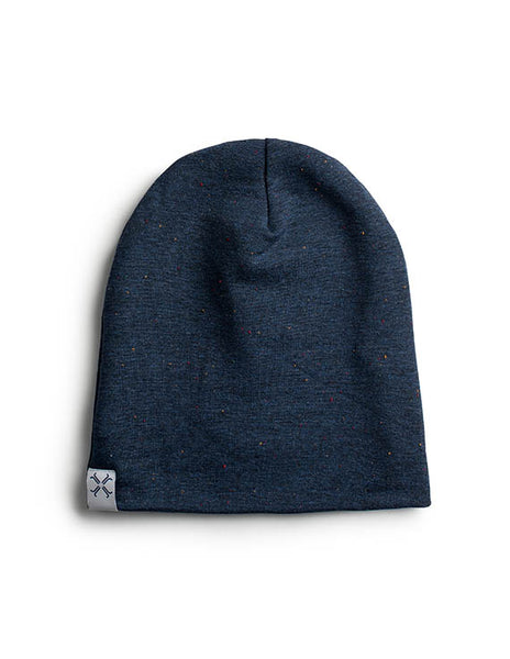 Jacqueline and Jac Denim Sweatshirt Beanie