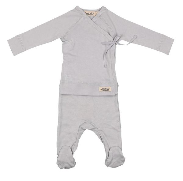 MarMar Pale Blue Baby Set