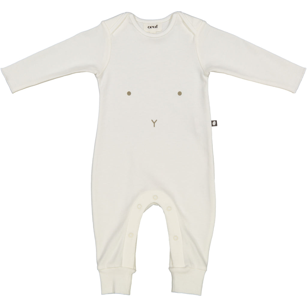 Oeuf Fitted Jumpsuit