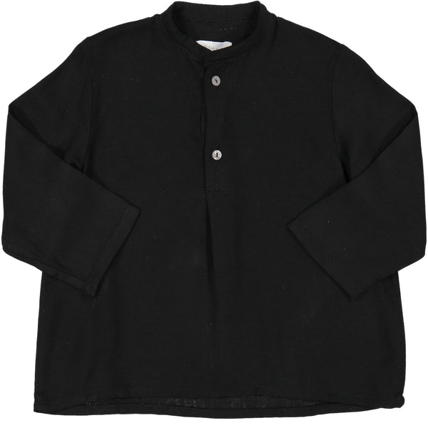 Violeta Black Shirt