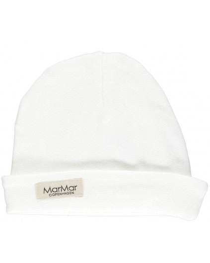 Marmar Gentle White Pull On Hat