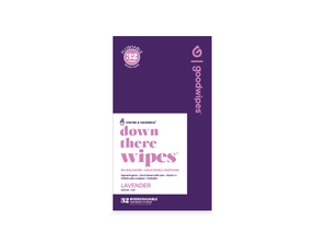 Load image into Gallery viewer, Down There Wipes - Lavender - 32 CT Singles
