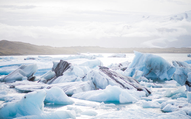 Arctic ice melting faster than we thought