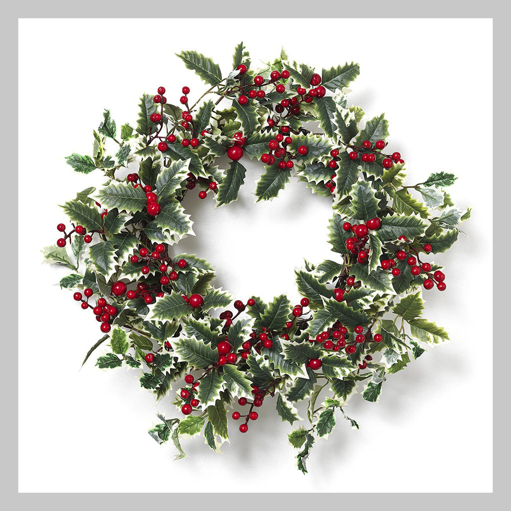 Wreaths & Garlands & Trees