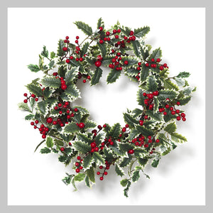 Christmas Wreaths, Garlands & Trees