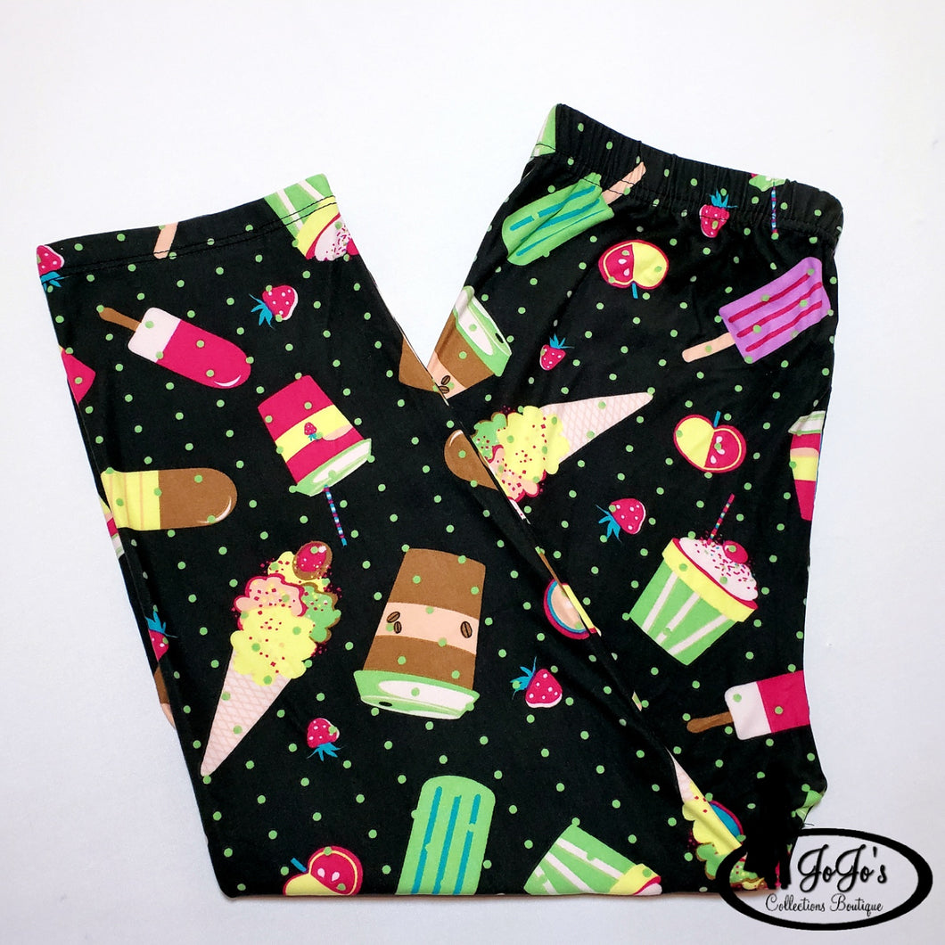 Sweets Capri Leggings