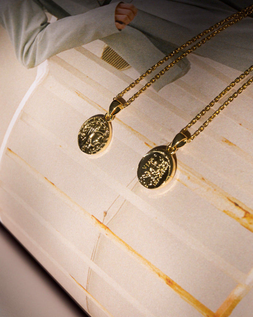 ABSOLUTE - Paulette Coin Necklace
