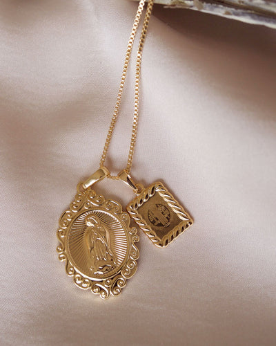 Devine - Blessed Necklace (Low-Stock)