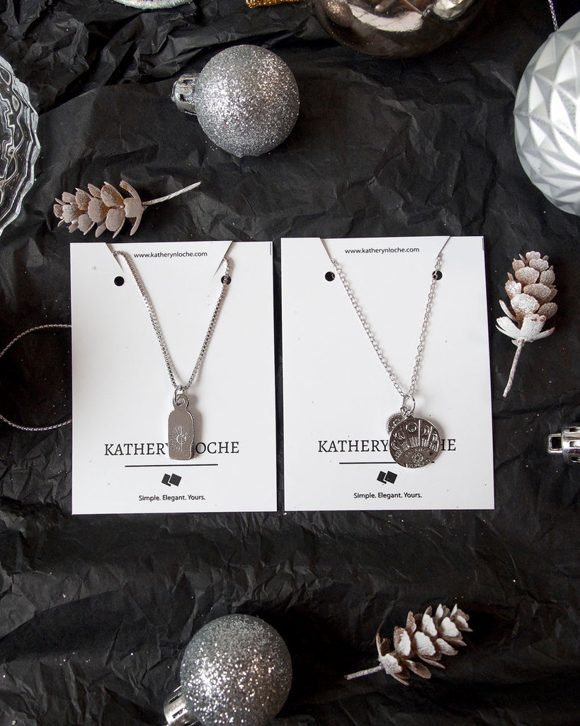 Wonder and Balance Necklace Set (save 20%)
