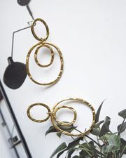 Sold out MARIA LINKED RINGS POST
