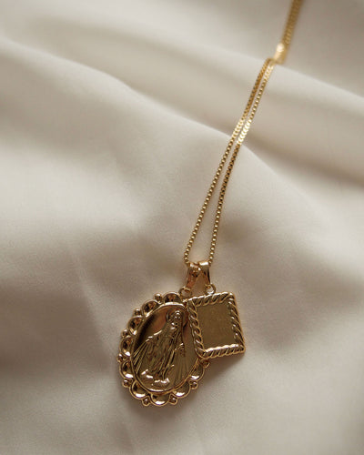 Devine - The Madonna Necklace