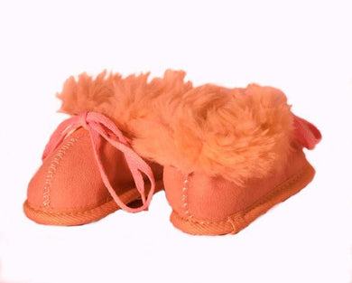 Melbourne Ugg Baby Bootie - Pink