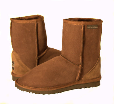 Classic Men's Mid Ugg - Chocolate