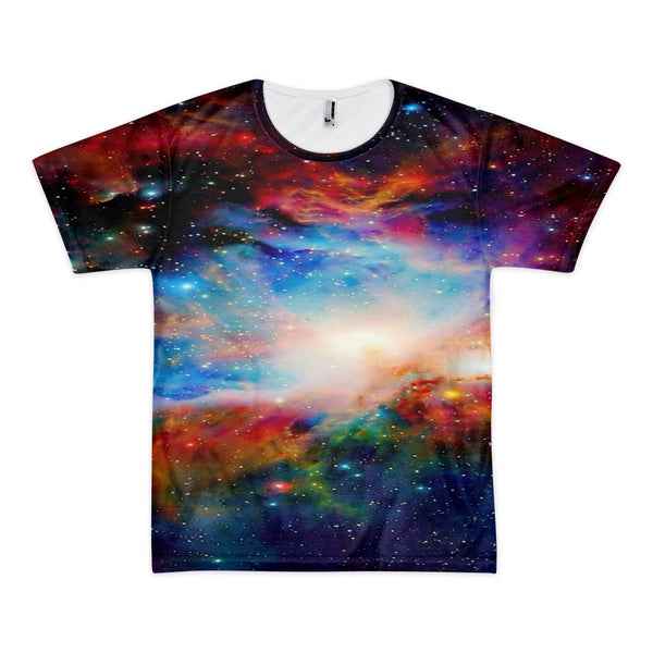 galaxy nebula space shirt