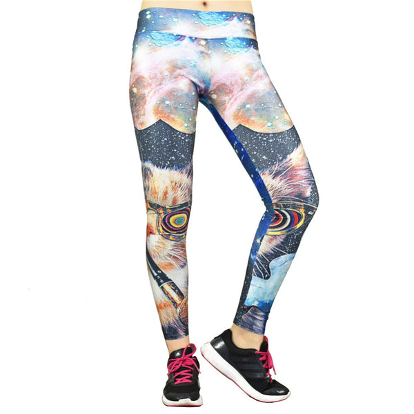 cats in space leggings