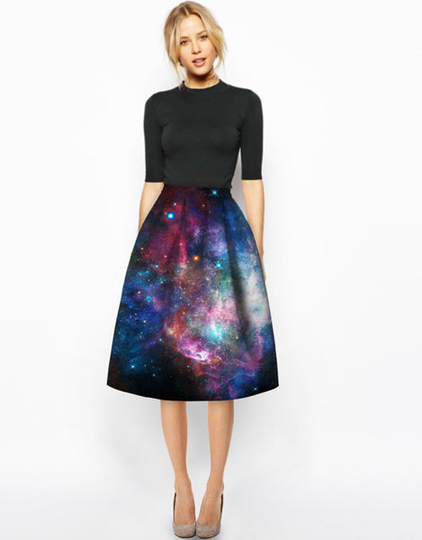 batwing galaxy dress