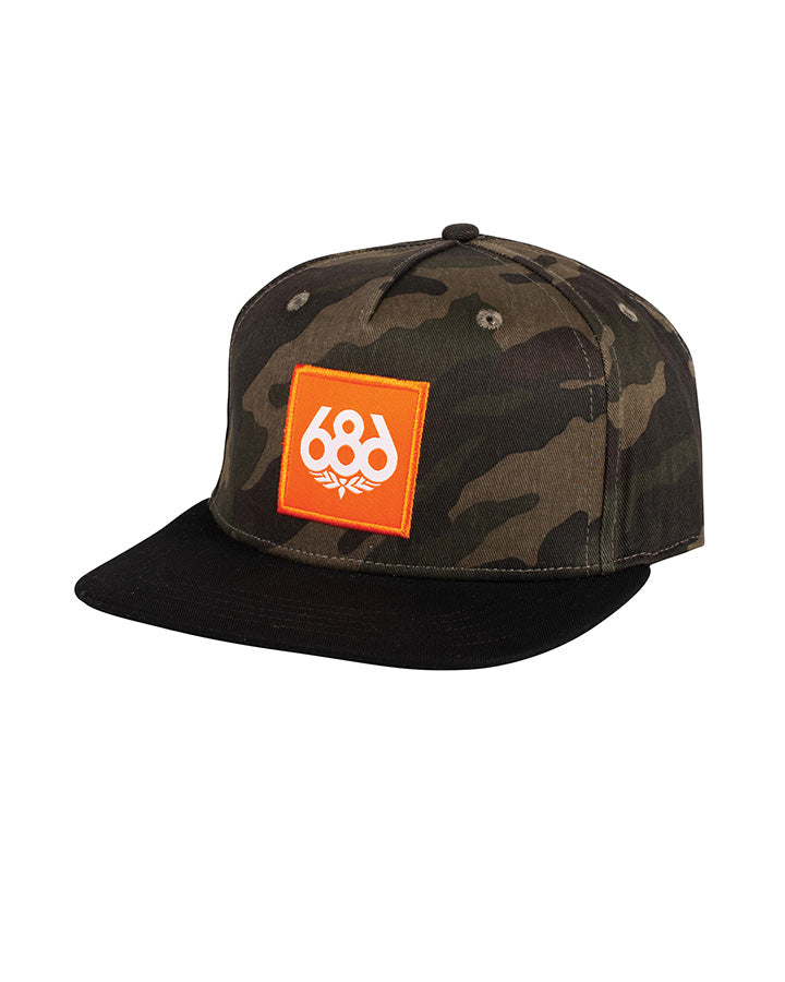 Men's Knockout Snapback Hat