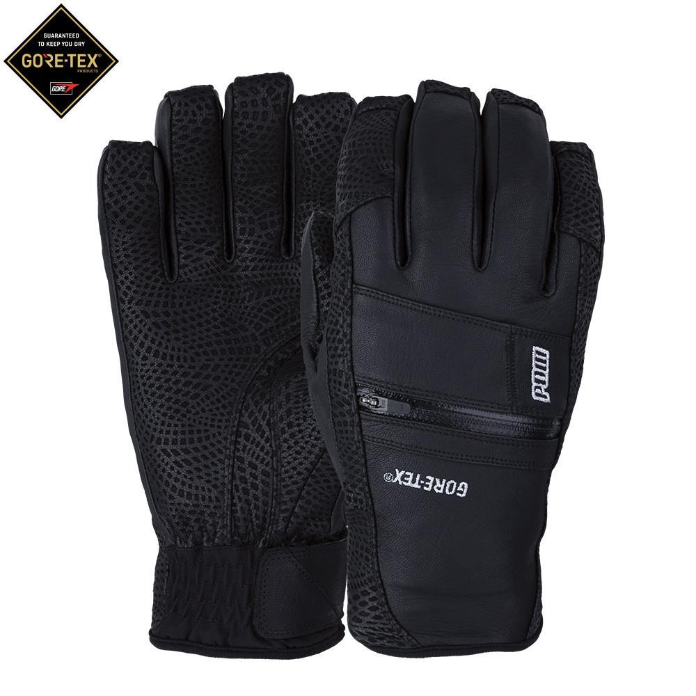 Womens black leather gloves australia - Alpha Gtx Glove