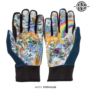 ALL DAY GLOVE - RAINBOW