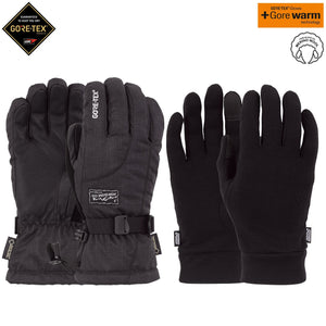 W'S CRESCENT GTX LONG GLOVE + WARM