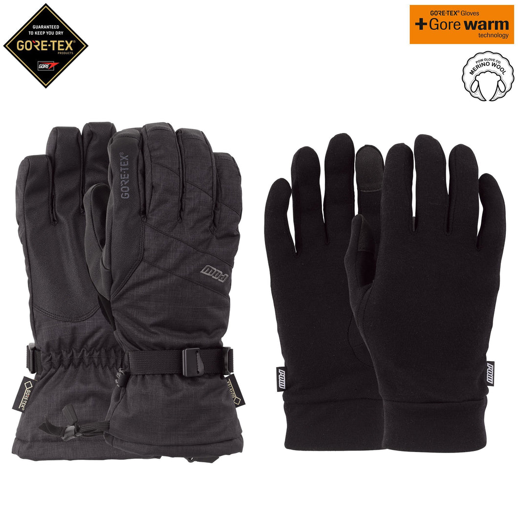 WARNER GTX LONG GLOVE + WARM
