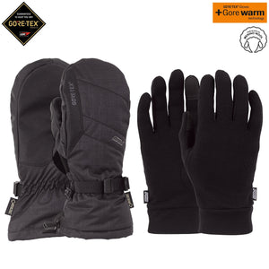 WARNER GTX LONG MITT + WARM