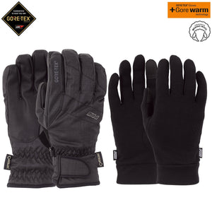 WARNER GTX SHORT GLOVE + WARM