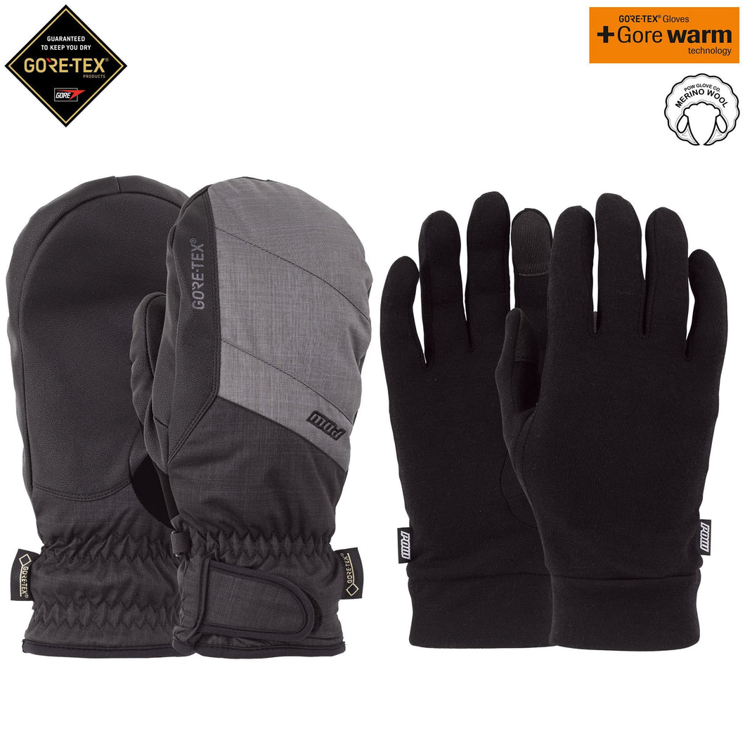 WARNER GTX SHORT MITT + WARM