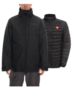 MNS SMARTY 3-IN-1 FORM JACKET
