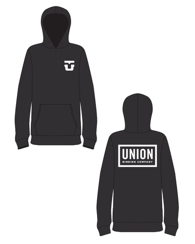 UNION TEAM HOODIE BLACK