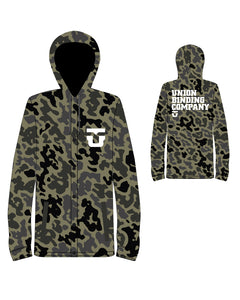 UNION TEAM JACKET CAMO