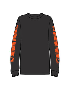 UBC LONG SLEEVE BLACK