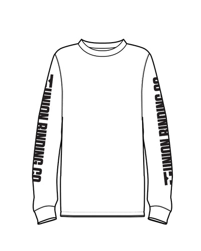 UBC LONG SLEEVE WHITE