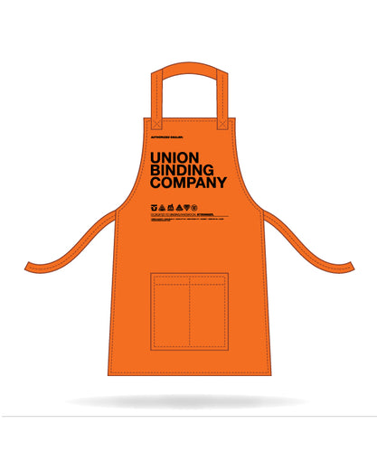UNION APRON ORANGE