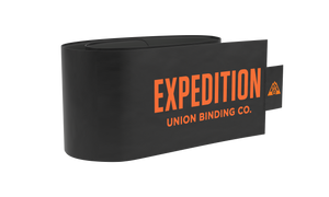 UNION SPLITBOARD STRAP BLACK