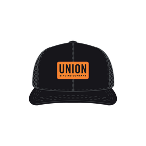 UNION TRUCKER HAT BLACK