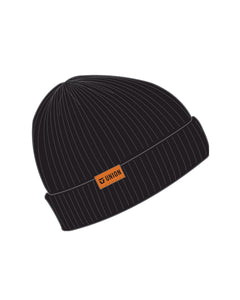 UNION BEANIE BLACK