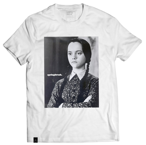 Wednesday Addams Tee Shirt