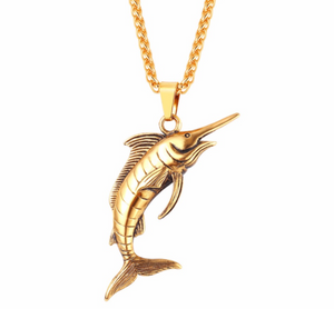 Swordfish Necklace