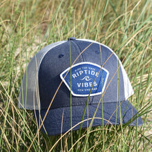 RIPTIDE VIBES Patch Hat - Navy