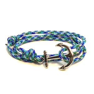 The Funky Gull - Fishhook & Anchor Bracelet